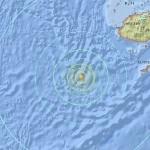 Terremoto de 7.2 cerca de las Islas Fiji prendió alertas por tsunami