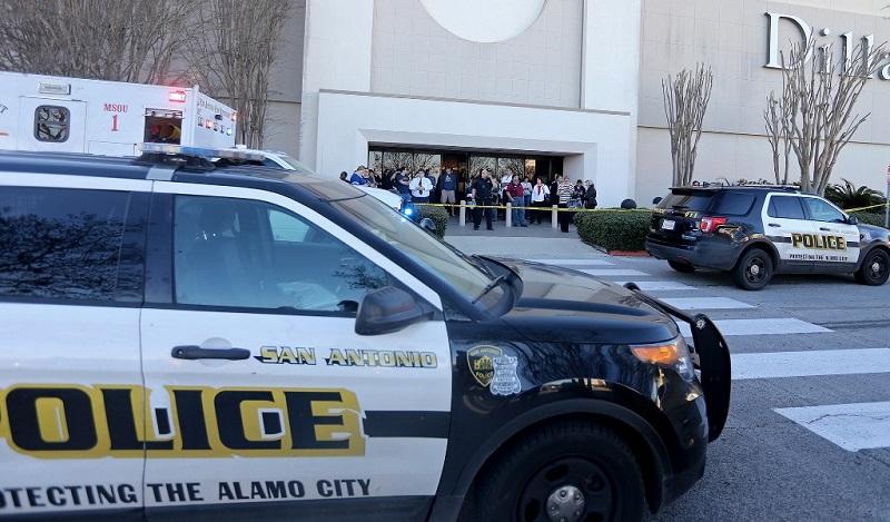 tiroteo San Antonio