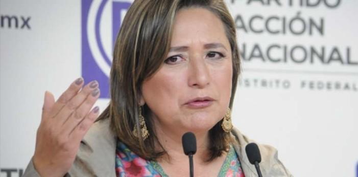 Xóchitl Gálvez descarta ir por la jefatura de gobierno con el PAN; apoyaría a AMLO