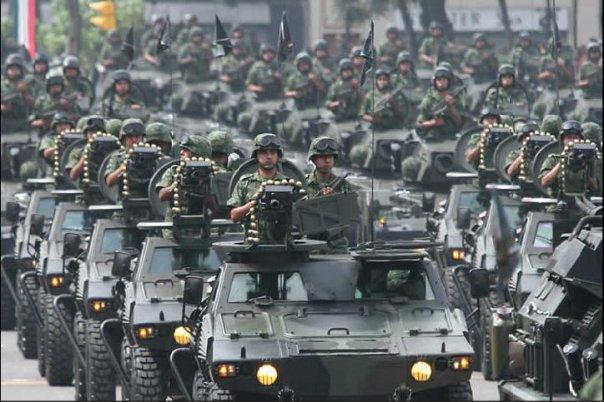 México triplicó compra de armas durante gobierno de Peña Nieto