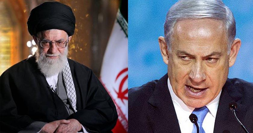 Alí Jameneí, líder religioso supremo de Irán, benjamin netanyahu primer ministro israel