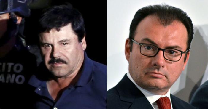 Abogados de 'El Chapo' preparan juicio contra Videgaray 'por violar tratados de extradición'