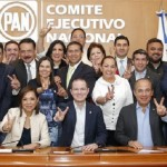 PAN designa a Josefina candidata; Calderón confiesa que la 'abandonó en 2012'