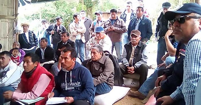 Cafetaleros se suman contra subestación de CFE en Cuetzalan