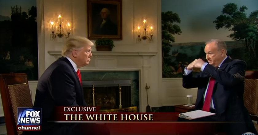 Donald Trump entrevista fox news EU no es inocente, muchos asesinos'