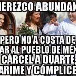 'Sí merezco abundancia': diario de esposa de Javier Duarte que causa revuelo