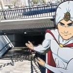Kalimán invade el metro de la CDMX
