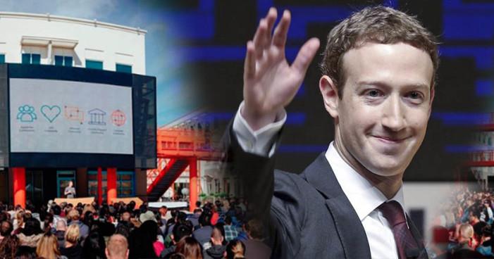 Mark Zuckerberg quiere formar y gobernar su propio 'país'