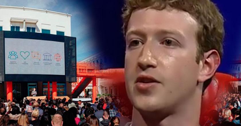 Mark Zuckerberg ceo de facebook busca ser presidente de un país estado supranacional