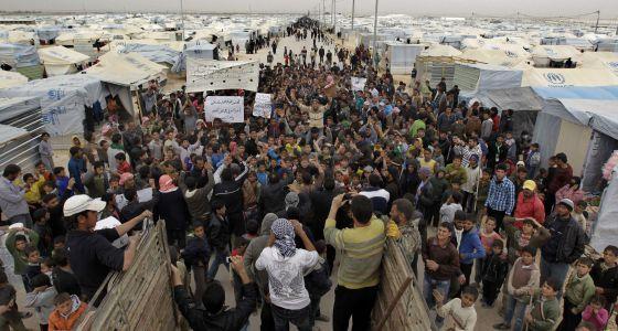 Campo de refugiados en Siria, México podría ver esto en su territorio
