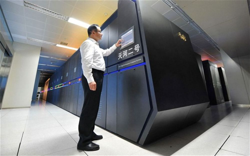 Tianhe-3-supercomputadora