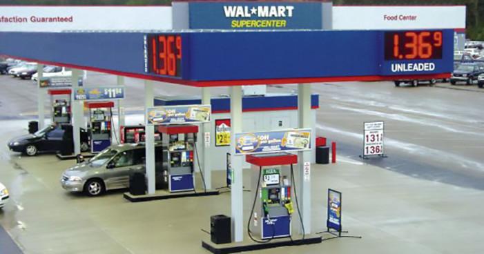Walmart quiere abrir 200 gasolineras en México