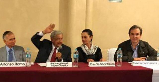 'Jóvenes son la columna vertebral del proyecto de AMLO para 2018': Moctezuma