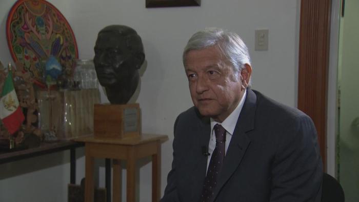 México no entiende que la estrategia de Trump es política, no económica: AMLO