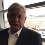 AMLO pide firmas en respaldo a su denuncia contra Trump (video)