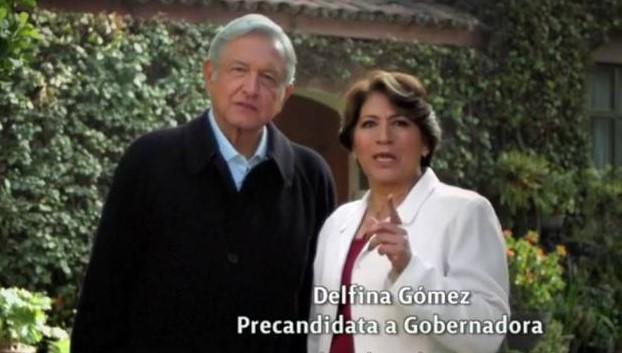 Tribunal Electoral multa con un millón 200 mil pesos a Delfina y Morena por denuncia del PRI