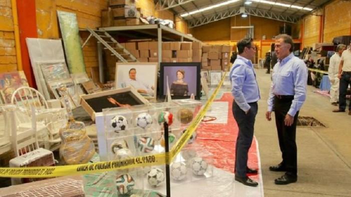 Exburócrata de SEV es dueño de la bodega incautada de Duarte