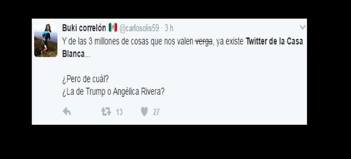 Abren Twitter en español de la Casa Blanca y llueven memes