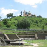 Exigen investigar a Moreno Valle por construir sin permiso del INAH en Cholula