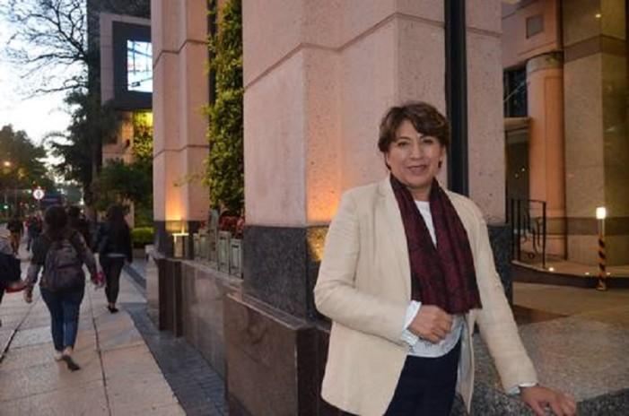 INE multaría a Morena y Delfina Gómez con 5.5 millones de pesos