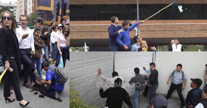 Derecha en Ecuador saca el cobre tras primeros resultados de elecciones