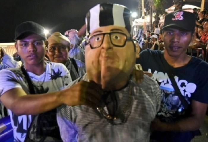 Detienen ex Gobernador interino Flavino Ríos, por encubrir a Duarte