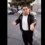 Funcionario atropella y enfurece porque no le aceptaron sus disculpas (VIDEO)