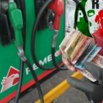 Este fin, precios de gasolina y diésel subirán tres centavos