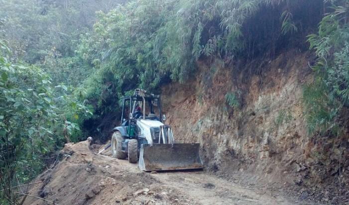 Hidroeléctrica inicia labores en Sierra Norte de Puebla, violando la ley