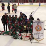 Selección mexicana de Hockey le ganó a Canadá en su casa