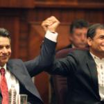 Correa acepta que habrá segunda vuelta en Ecuador