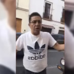 Conductor invade bicicarril, agrede 'Lord Bastón'