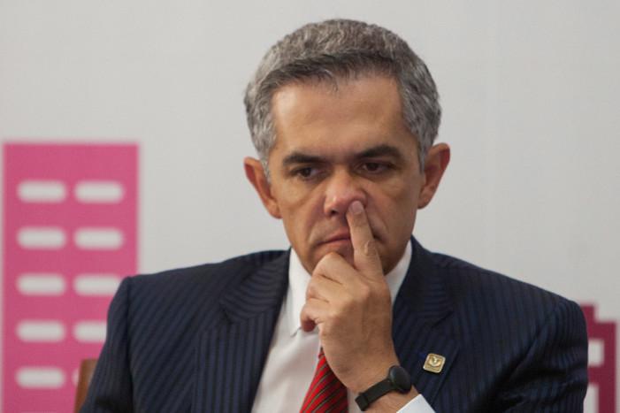 Después de su informe Mancera pedirá licencia para buscar la Presidencia