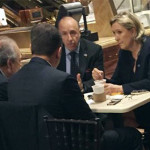 marie le pen candidata ultraderecha francia donald trump tower