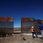 EU iniciará el muro con su dinero en Texas, Arizona y California