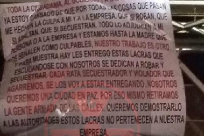 Recrudece la violencia en Reynosa, decretan código rojo