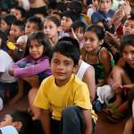 Mayoría de familias en México educan a niños con violencia