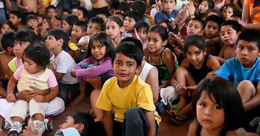 ninos mexicanos educación violencia