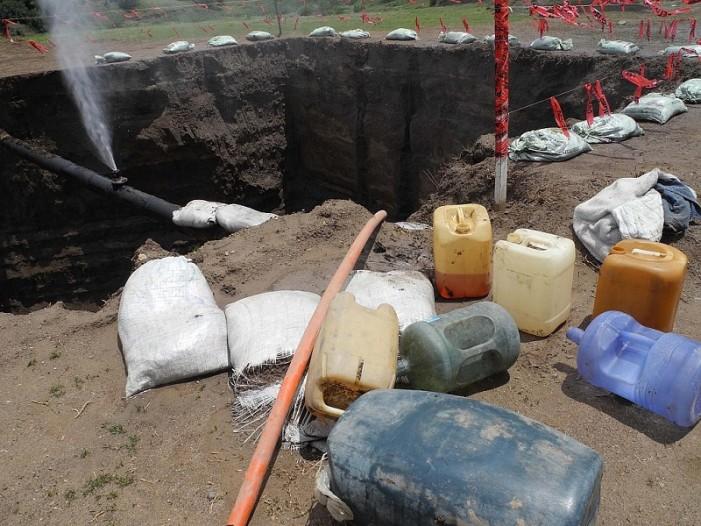 Al menos 130 empleados de Pemex están en la lista negra por ordeña de combustible