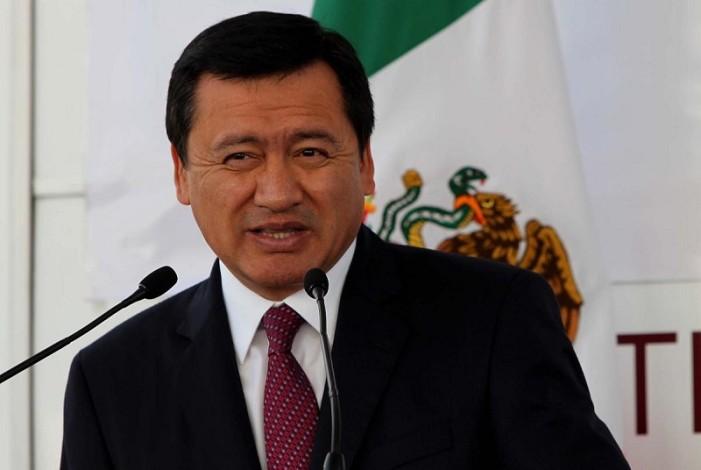 Osorio Chong pide aprobar Ley de Seguridad Interior ahora y 'calcular' después