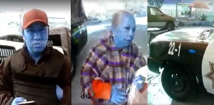 Policía se niega ayudar a mujer de la tercera edad que fue asaltada (VIDEO)