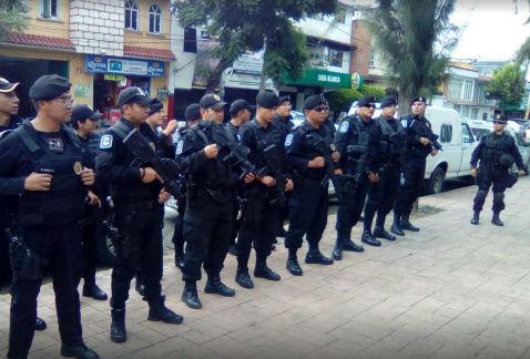 Banda de colombianos enciende 'focos rojos' al sur de la Ciudad de México