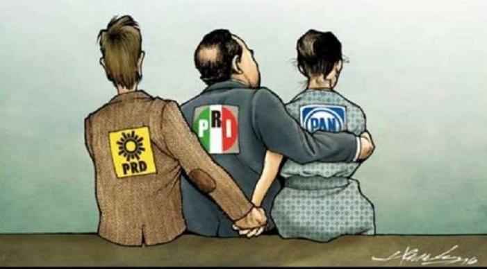 Alianza PRI, PAN, PRD, PVEM, PANAL, etc… contra Morena, propone Javier Lozano