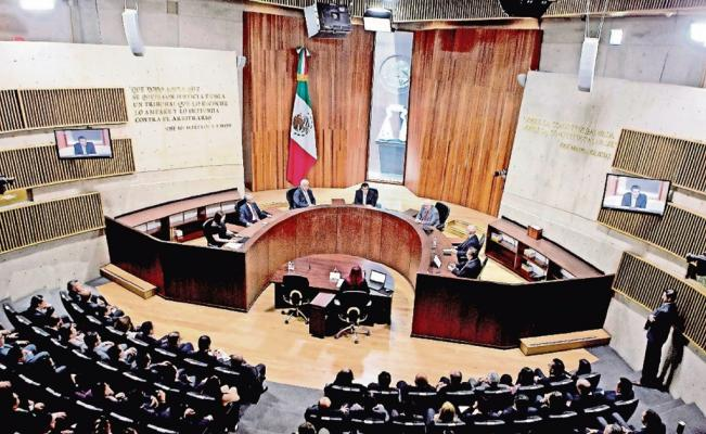Avalan comisión del INE formatos para debates presidenciales