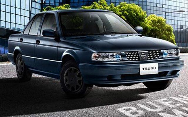 Salen a la venta los últimos mil Tsuru que hará Nissan