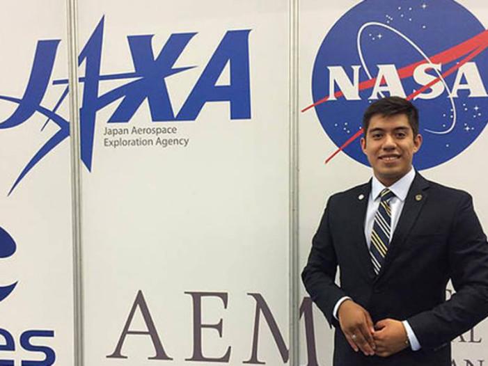 Conoce a Yair Piña, el mexicano que se convirtió en el investigador más joven de la NASA
