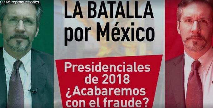¿Quién es el mejor candidato a presidente de la República de México? Por John M. Ackerman