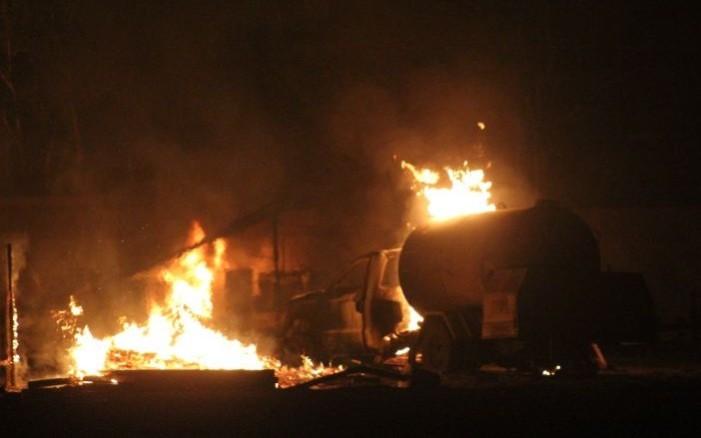 Gasera explota por operar clandestinamente; Profeco omitió medidas de seguridad