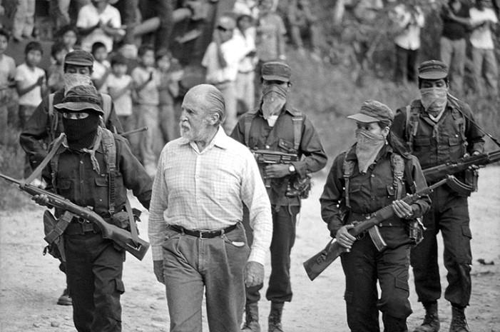 Murió el general Absalón Castellanos, fue enjuiciado por el EZLN