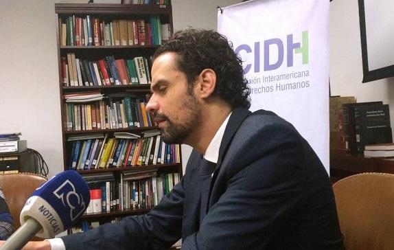 Secretario ejecutivo de la CIDH confirma asistencia de AMLO en defensa de migrantes